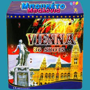 VIENNA Πυροτεχνήματα 36 Βολών