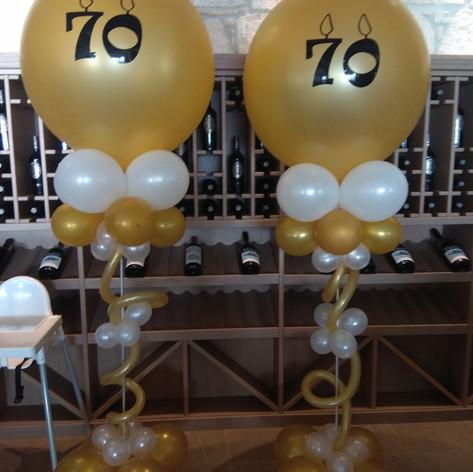 Γενέθλια 70 χρονών