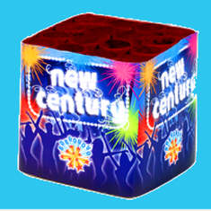 New Century Πυροτεχνήματα  16 βολών