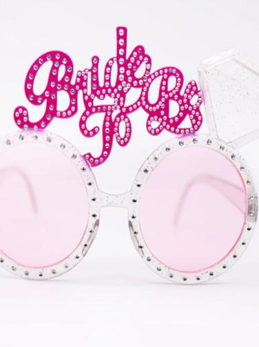 Γυαλιά Bride to Be- Bachelorette Party