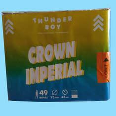 Crown Imperial Πυροτεχνήματα 49 βολών