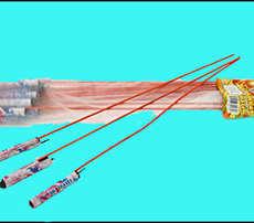 Μίνι Ρουκετάκια συσκευασία 12 τεμαχίων