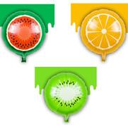 Μπαλόνια foil φρούτα
