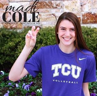 Madi Cole - Texas Christian University