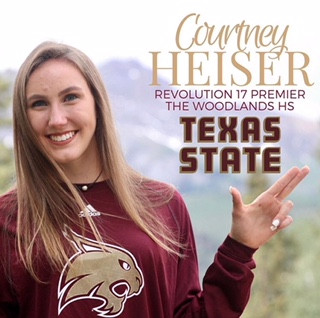Courtney Heiser - Texas State University