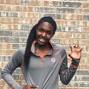 Dejane Gilmore - Sam Houston State University