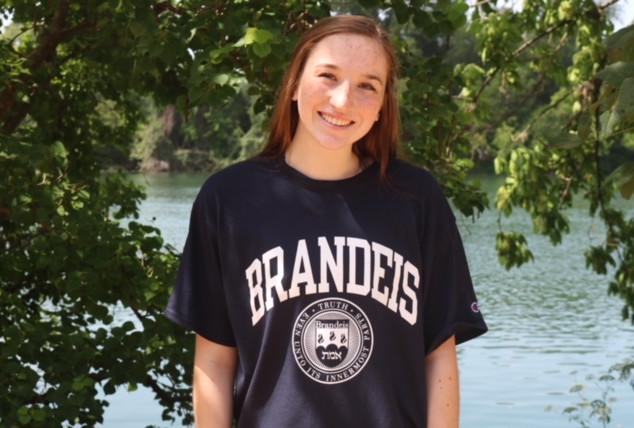 Amelia Oppenheimer - Brandeis University