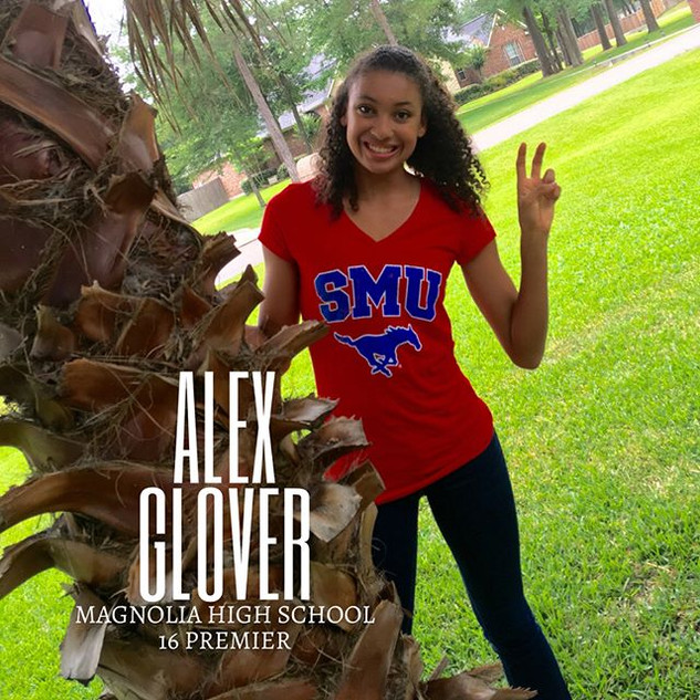 Alex Glover - Southern Methodist University