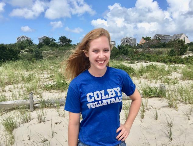 Samantha Schultz - Colby College