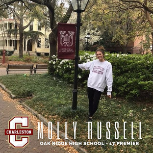 Molly Russell - College of Charleston