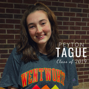 Peyton Tague - Wentworth Institute of Technology