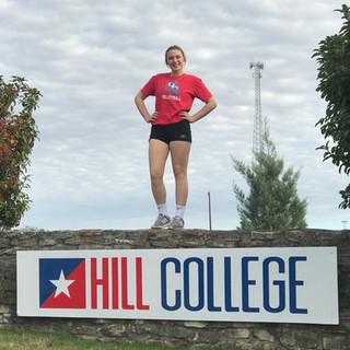 Ashlynn Stafford - Hill College