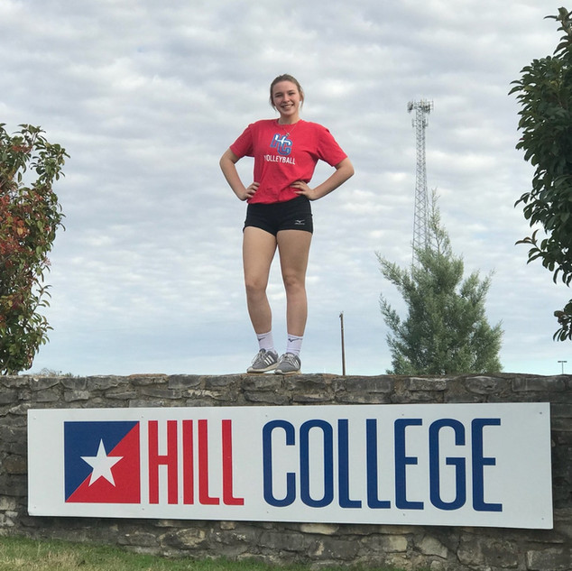 Ashlynn Stafford - Hill College