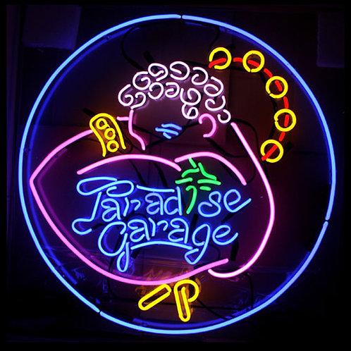 Paradise Garage Neon Sign Leuchtreklame