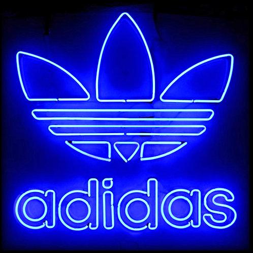 Adidas Originals Neonreklame