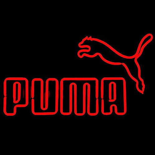 Puma Sportswear Neonreklame Leuchtreklame