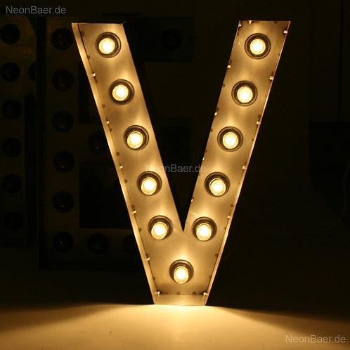 LED-Lampen Profilbuchstaben Leuchtbuchstaben