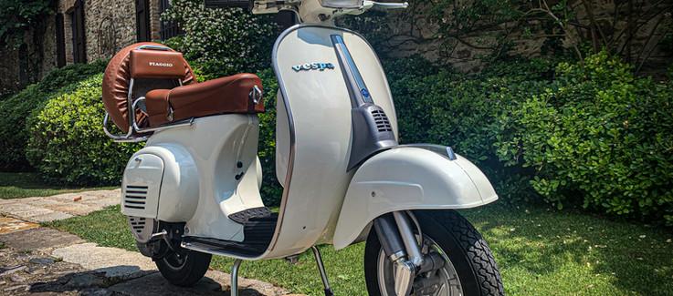 Piaggio Vespa 50 Special Noleggio Matrim