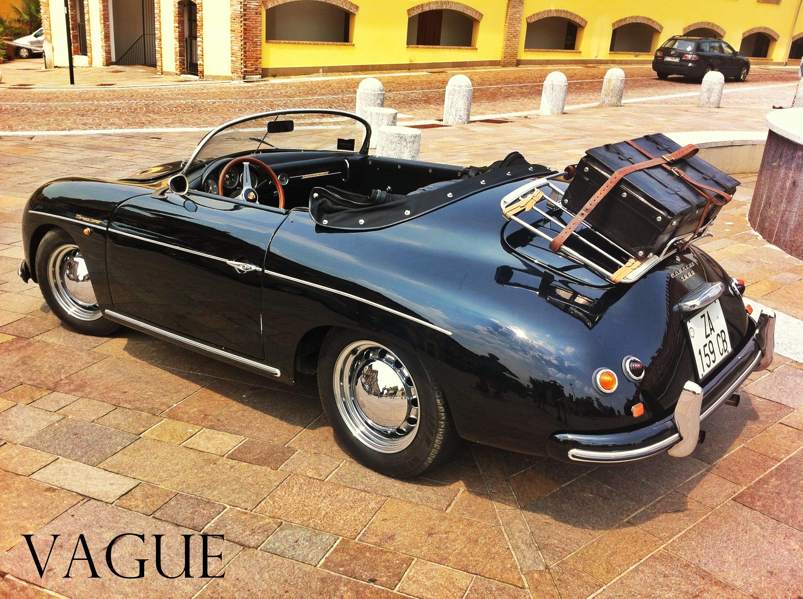 Porsche 356 Speedster