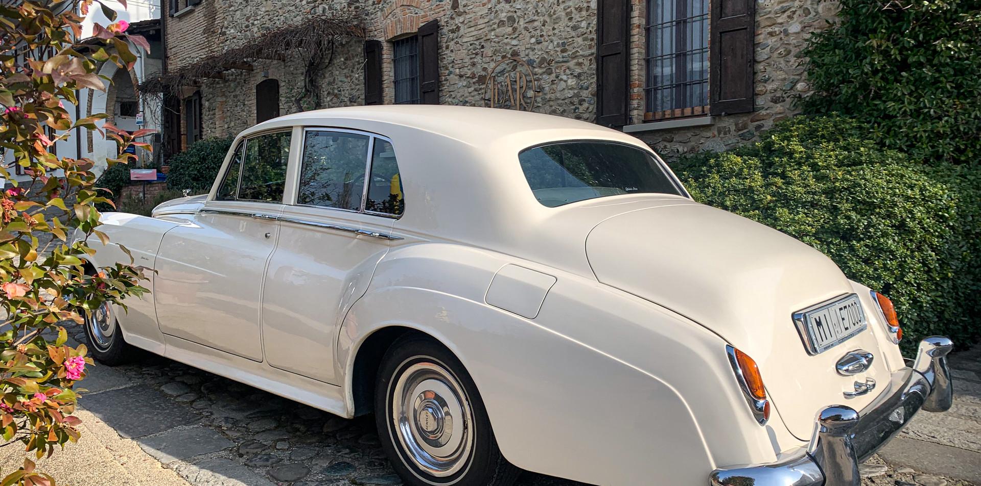 Bentely S1 Noleggio Auto Epoca Matrimoni