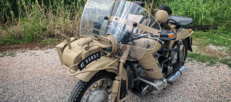 Moto Sidecar Noleggio Matrimonio Milano
