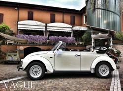 VW Maggiolone Cabrio