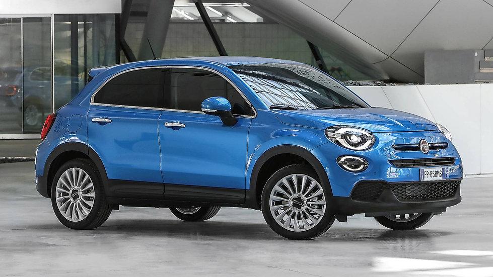 Noleggio Giornaliero Fiat 500 X Vague Mi