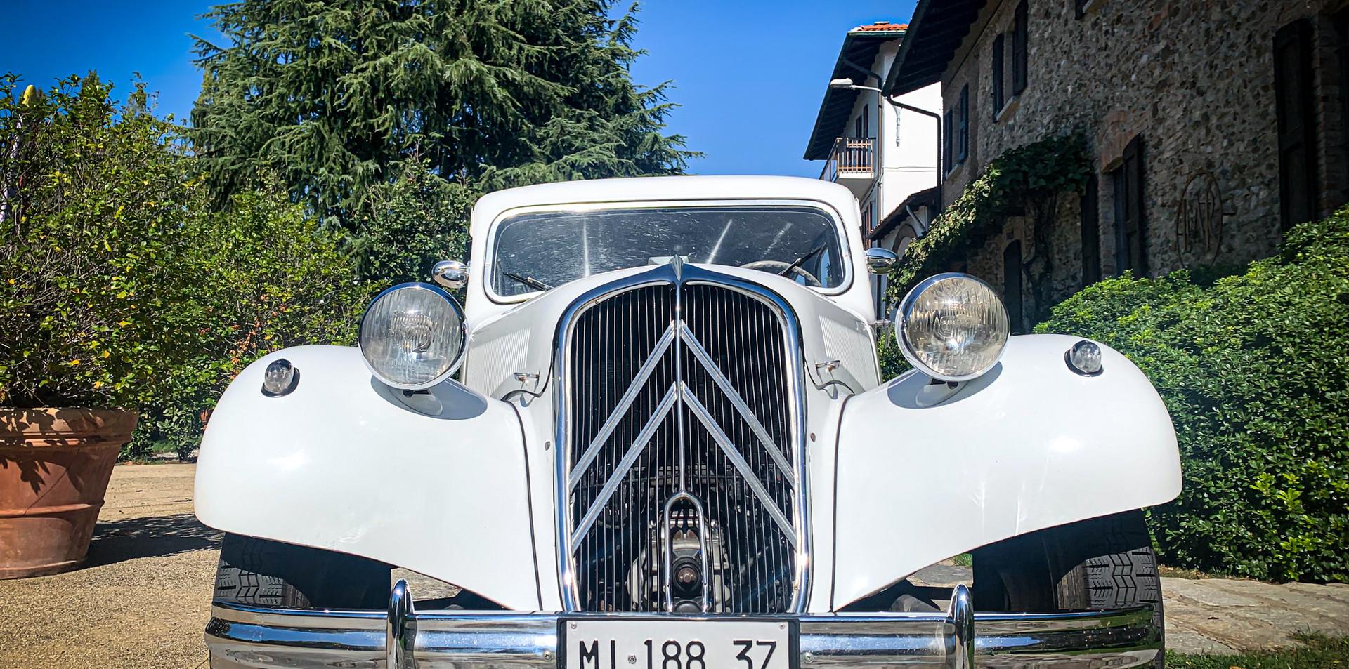 Citroen Traction Avant  Noleggio Auto Ep