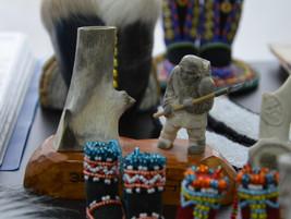 """Круглый стол """"Декоративно-прикладное искусство коренных малочисленных народов Красноярского кра"""