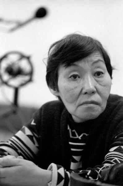 Огдо Аксёнова, поэтесса