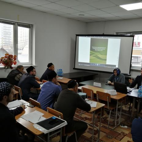 Мероприятия по мониторингу межрелигиозных и межнациональных отношений прошли в Красноярском крае
