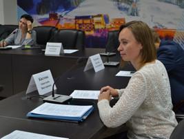 Фотоотчет круглого стола «Исследование отношения населения Красноярского края к изменению климата и