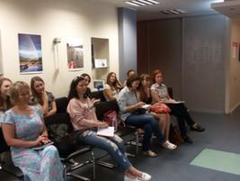 Состоялась лекция Натальи Копцевой об эффективном партнерстве власти, бизнеса, СМИ и НКО