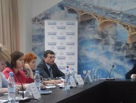 Представители СО НКО приняли участие в работе круглого стола