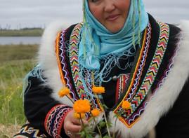 Представлен отчет о поездке в Дудинку по  традиционным промыслам народов Севера