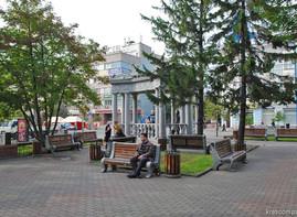 Интервью о гранте по городскому пространству Красноярска