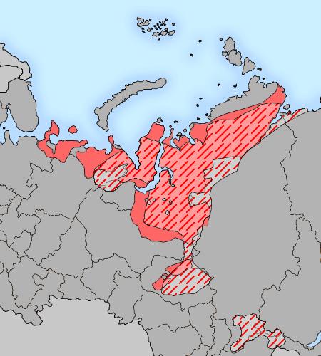 Samoyedic_map_XVII-XX.png