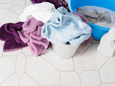 Ako často by sme mali prať oblečenie, bielizeň a všetko ostatné