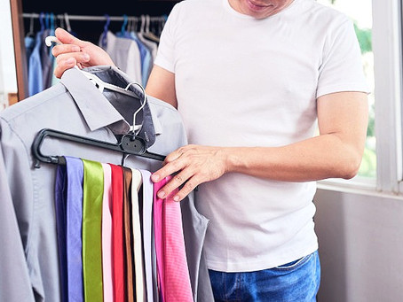 30 šikovných nápadov organizácie a maximalizácie nášho šatníka  - 3.časť