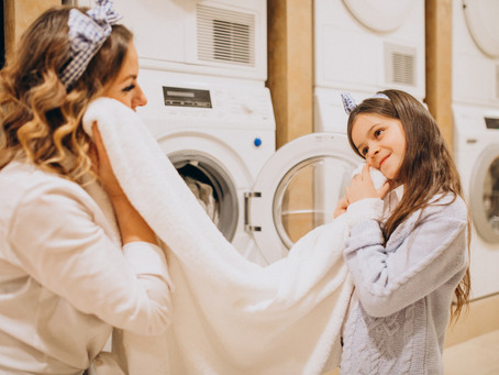 Ako zabrániť bielemu oblečeniu pred vyblednutím