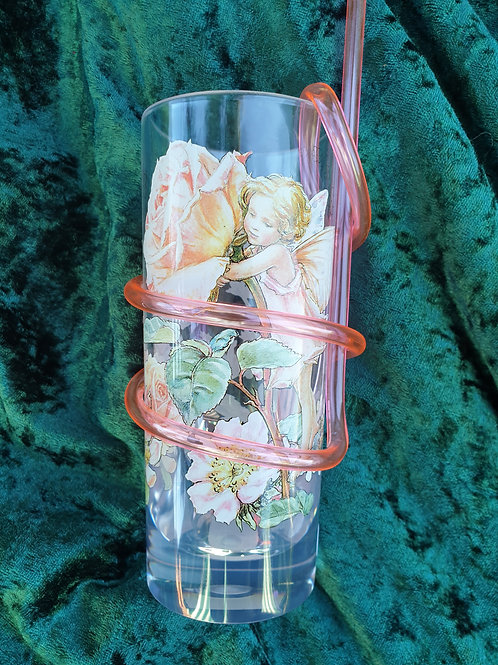 Flower Fairies Straw Cup