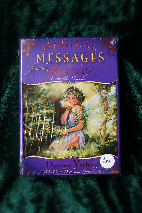 Oracle - Magical Messages from the Fairies (Doreen Virtue)