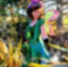 Autumn Rainbowlily