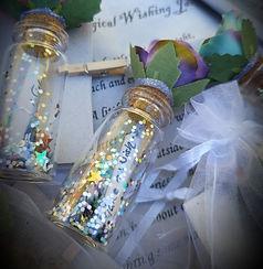 Wish Jar, Faerie Treasure, Gift, Gifts