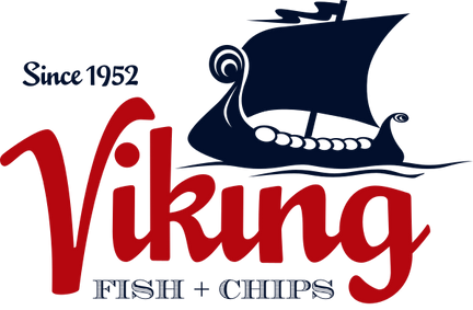 Viking Fish and Chips Toronto Logo