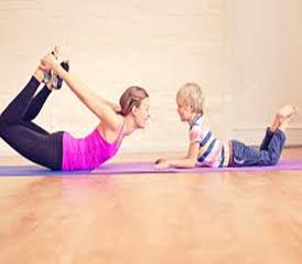 Parent & Me Yoga