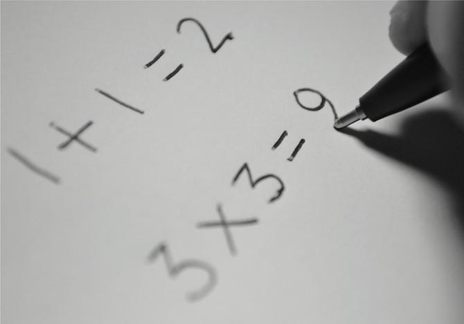Matemática: um saber importante! Será mesmo?