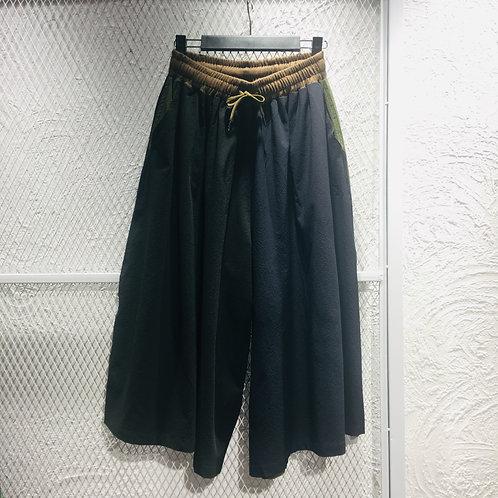 Gym Master- Color Mix Soft Wide Leg Pants