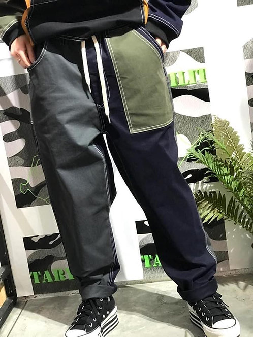 Gym Master - Multi Col Cargo Pants