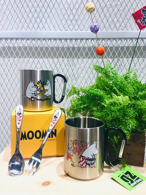 The Moomins Outdoor Double Mug